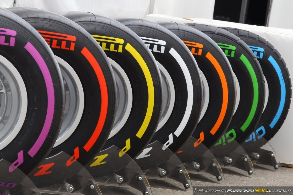 F1 | Pirelli, in Francia con Ultrasoft, Supersoft e Soft