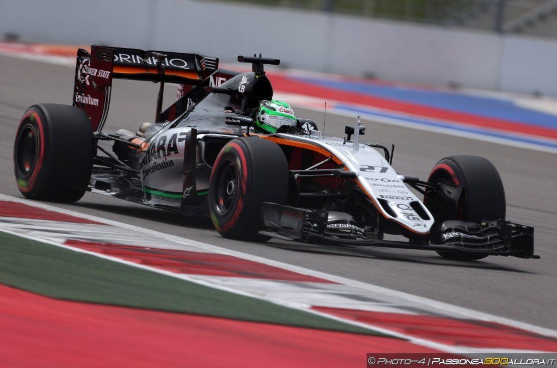F1 | GP Russia, gara: la parola alla Force India