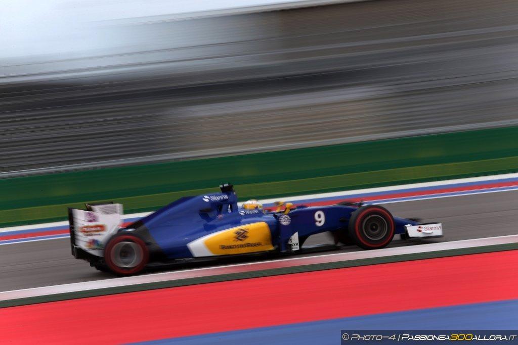 F1 | GP Russia, gara: la parola alla Sauber