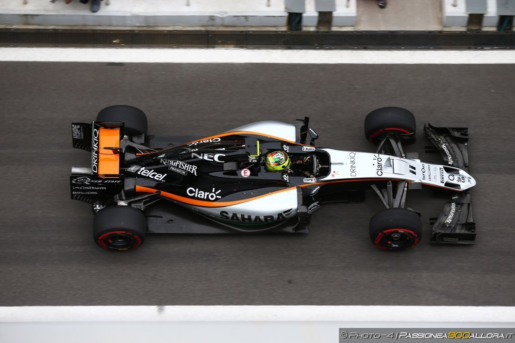 F1 | Force India, Perez: inversione di tendenza in corso