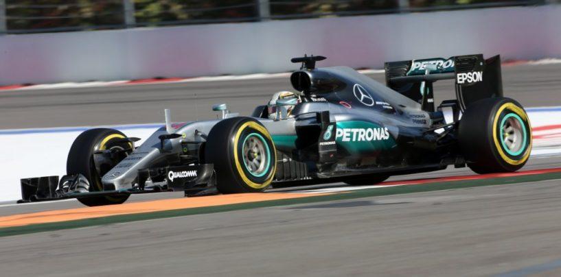 F1 | GP Europa, FP3: Hamilton ancora davanti a tutti