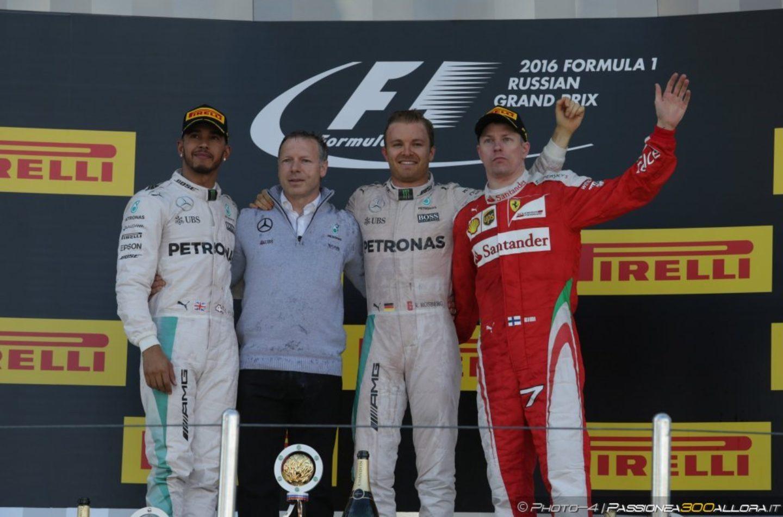 F1   GP Russia 2016, gli ascolti TV