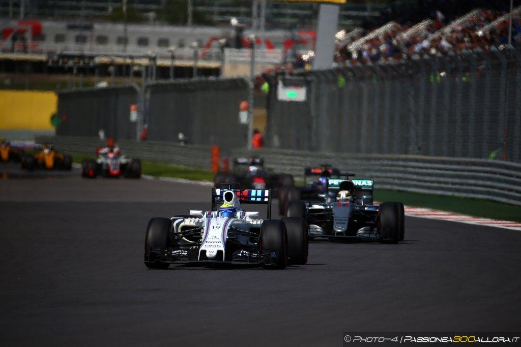 F1 | Williams, Massa: vorrei lottare per arrivare a podio