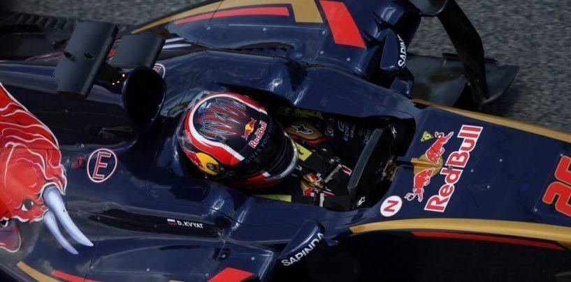 F1 | GP Belgio, gara: la parola alla Toro Rosso