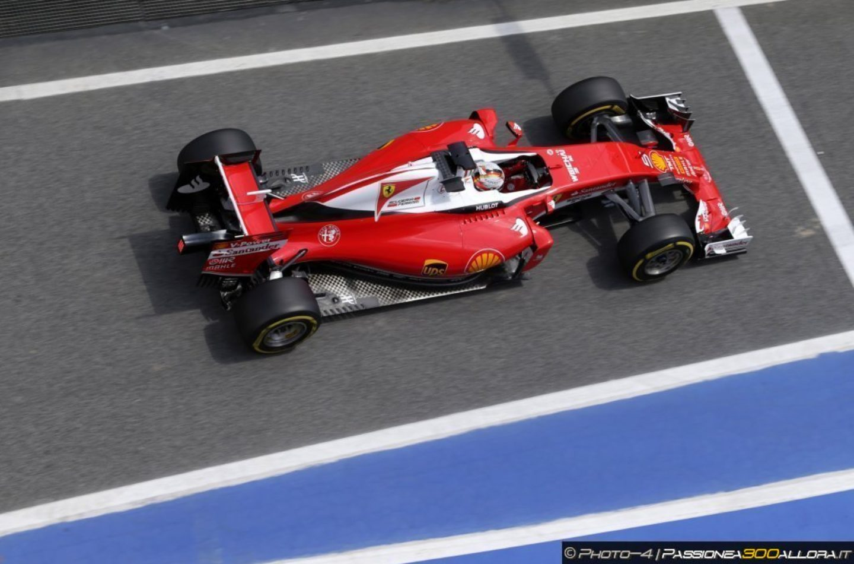 F1 | GP Abu Dhabi, FP3: Vettel davanti a tutti