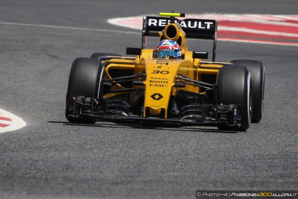 F1 | Renault: concentrati sullo sviluppo della monoposto 2017