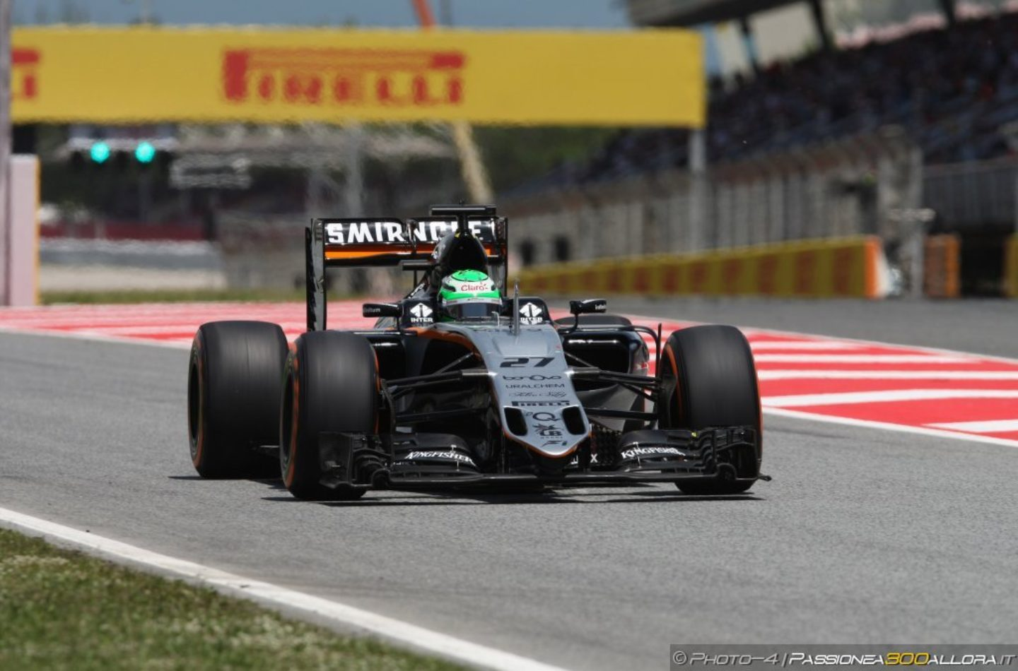 F1 | GP Spagna, gara: la parola alla Force India