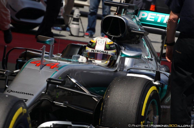 F1 | GP Spagna, gara: la parola alla Mercedes