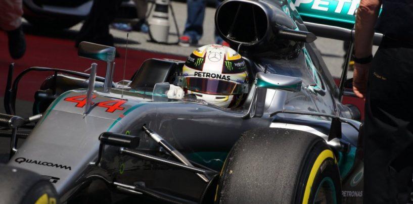 F1 | GP d'Austria: Hamilton in pole, al suo fianco partirà Hulkenberg