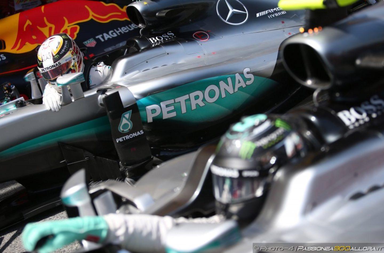 F1   Lauda: perché Rosberg dovrebbe andare in Ferrari?