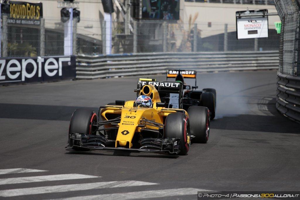 F1 | GP Monaco, gara: la parola alla Renault