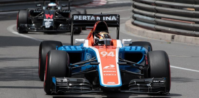 F1 | GP Monaco, gara: la parola alla Manor
