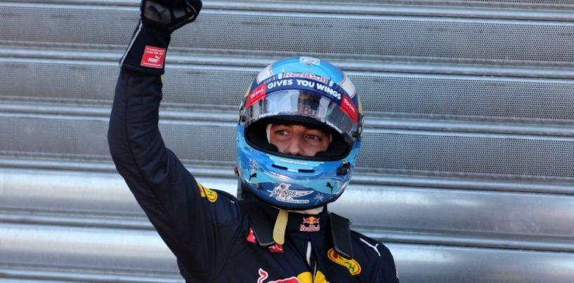 F1 | Red Bull, Ricciardo: senso di frustrazione
