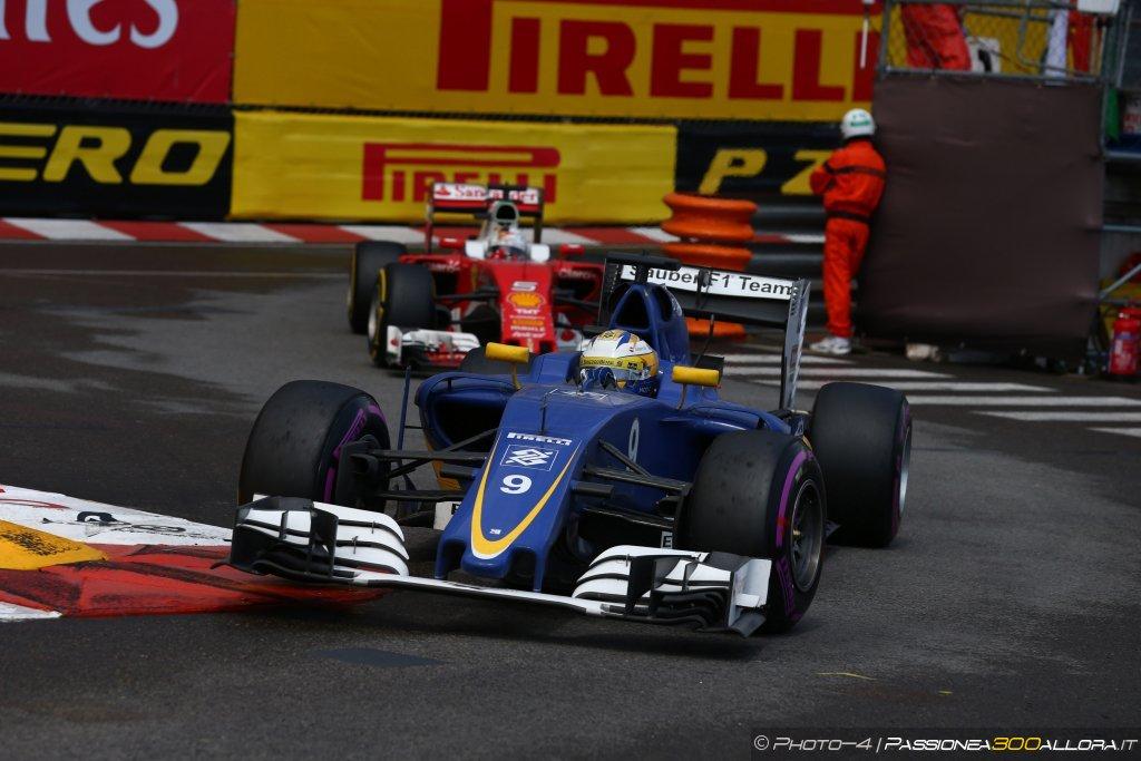 F1   GP Monaco, gara: la parola alla Sauber