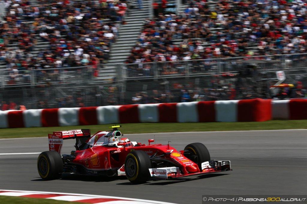 F1 | GP Canada, gara: la parola alla Ferrari