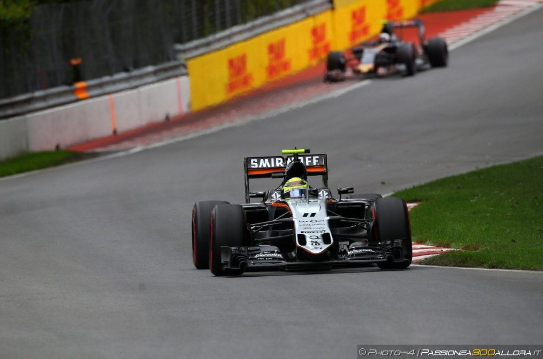F1 | GP Canada, gara: la parola alla Force India