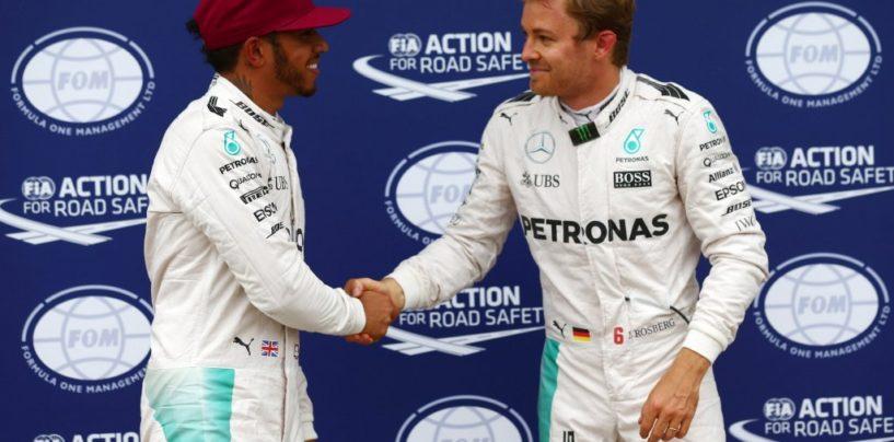 F1 | GP del Canada 2016, la griglia di partenza