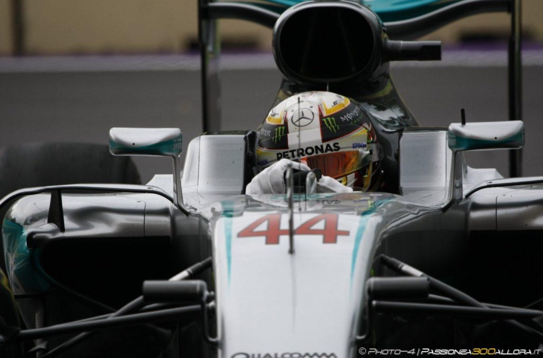 F1 | GP Europa, gara: la parola alla Mercedes