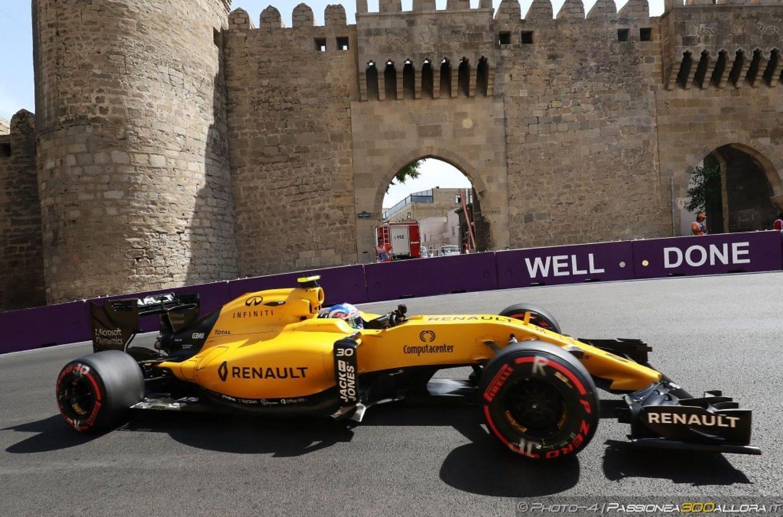 F1 | GP Europa, gara: la parola alla Renault
