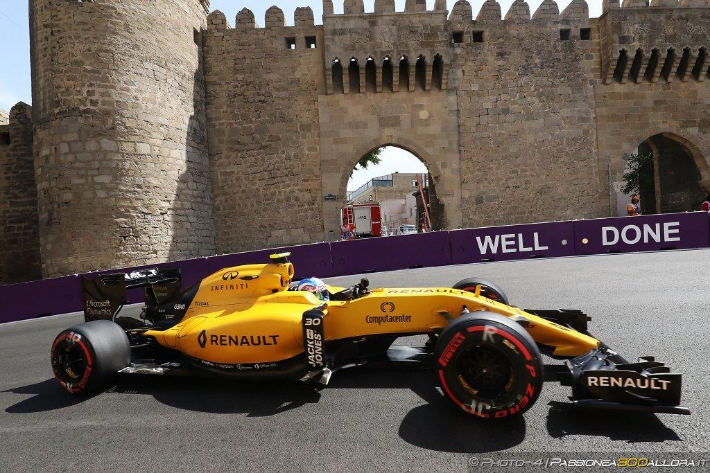 F1 | GP Europa, qualifiche: la parola a Renault e Toro Rosso