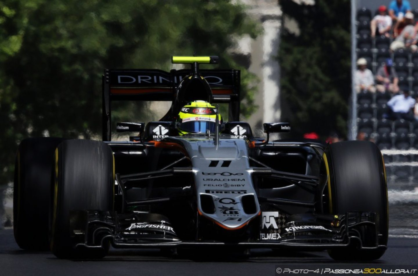 F1 | GP Europa, qualifiche: la parola a Force India e McLaren