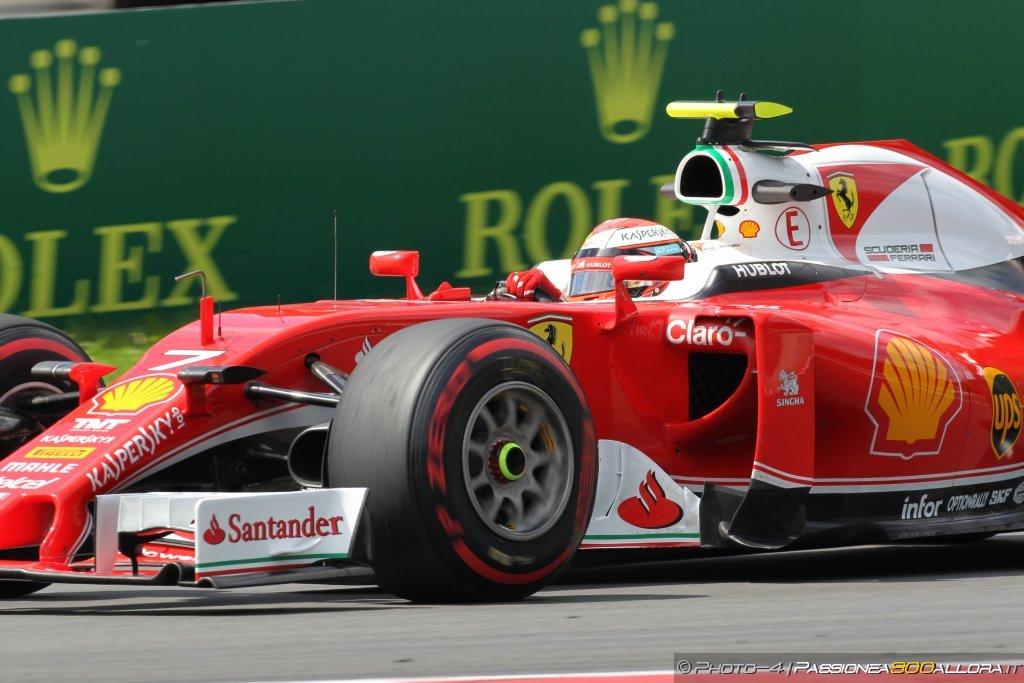 F1 | GP Austria, gara: la parola alla Ferrari