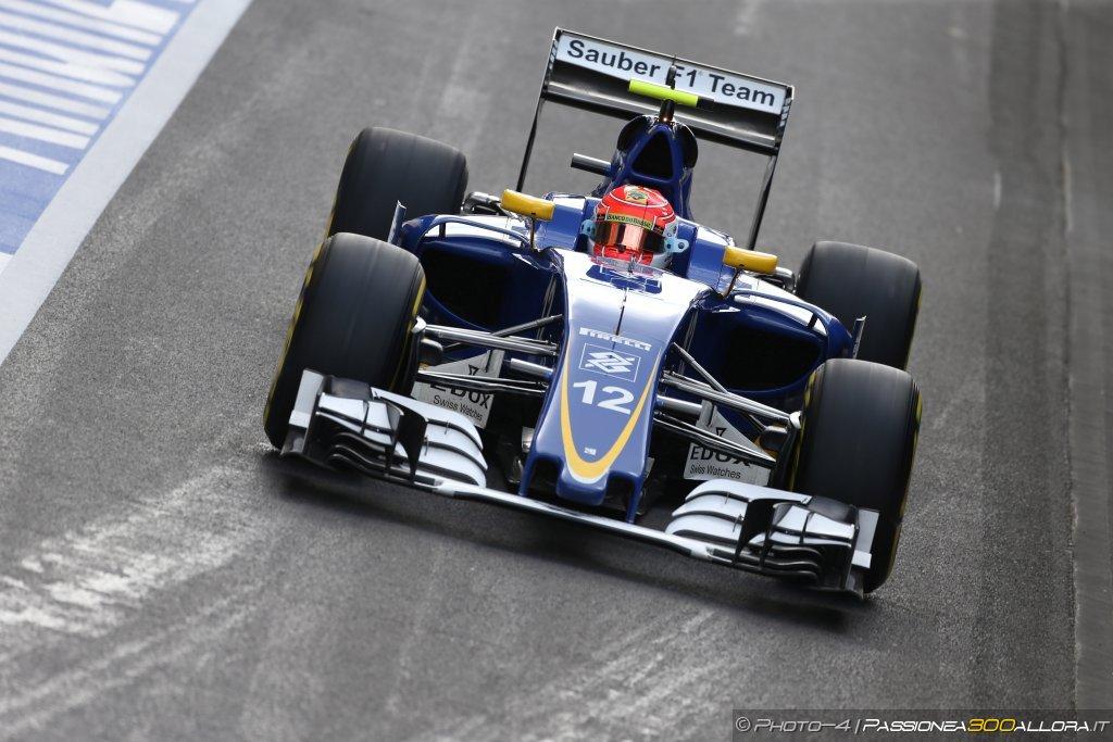 F1 | GP Gran Bretagna, libere: la parola a Manor e Sauber