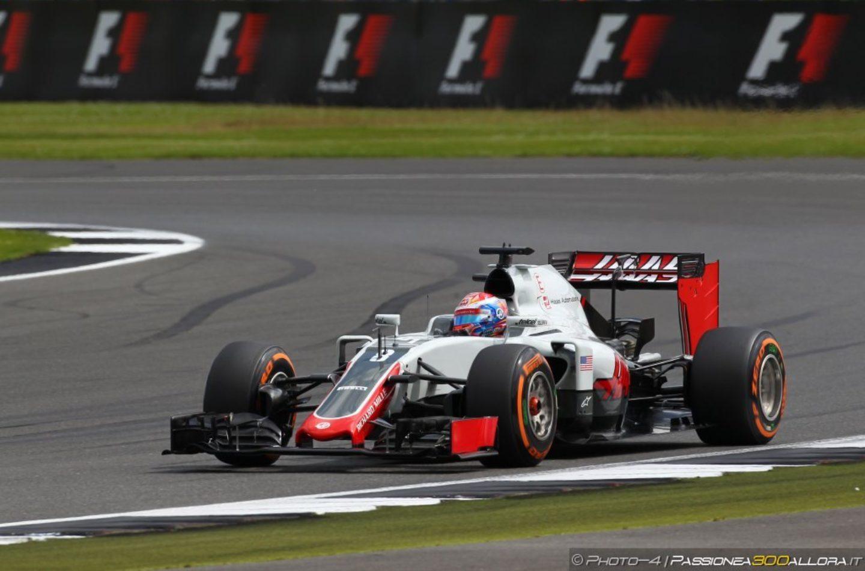 F1 | GP di Gran Bretagna 2016: la griglia di partenza