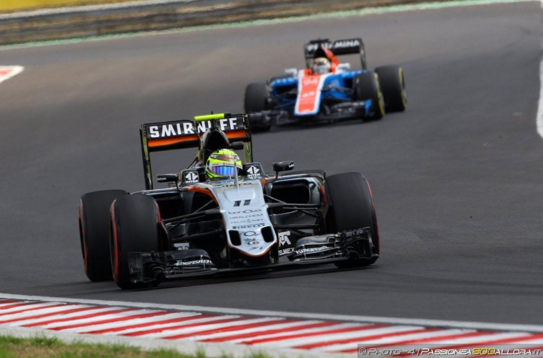 F1 | GP Ungheria, qualifiche: la parola alla McLaren e Force India