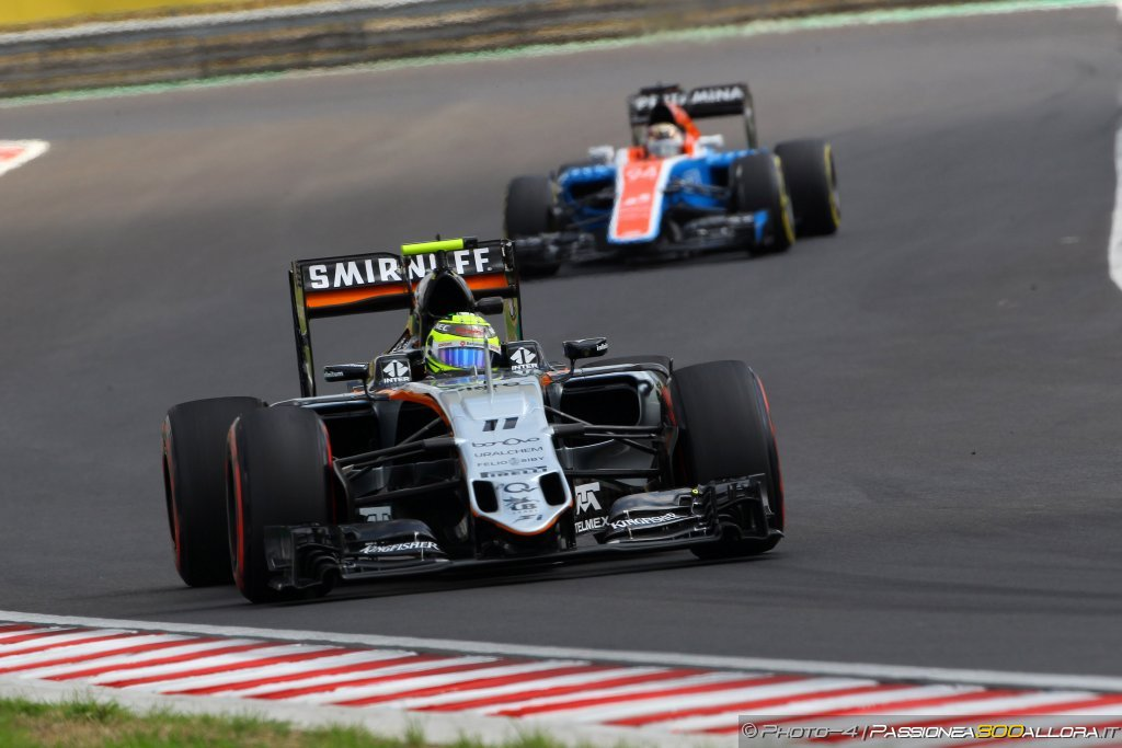 F1 | GP Ungheria, qualifiche: la parola alla McLaren e Force India