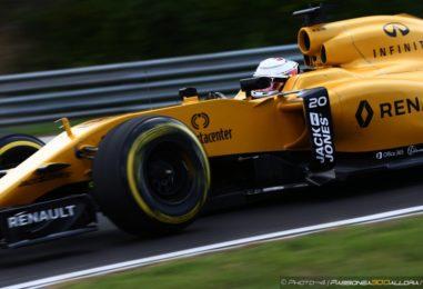 F1   GP Ungheria, prove libere: la parola a Renault, Toro Rosso e Haas