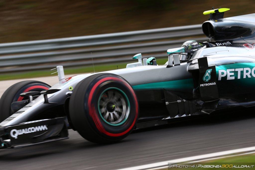 F1 | Gli ascolti TV del GP d'Ungheria 2016