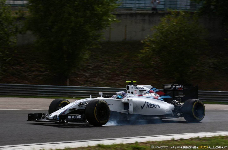 F1 | GP Ungheria, gara: la parola alla Williams