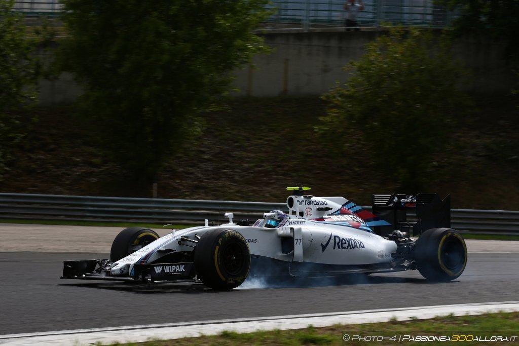 F1   GP Ungheria, gara: la parola alla Williams
