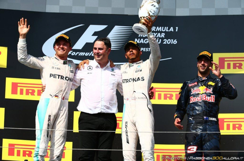 F1   GP Ungheria, gara: la parola alla Mercedes