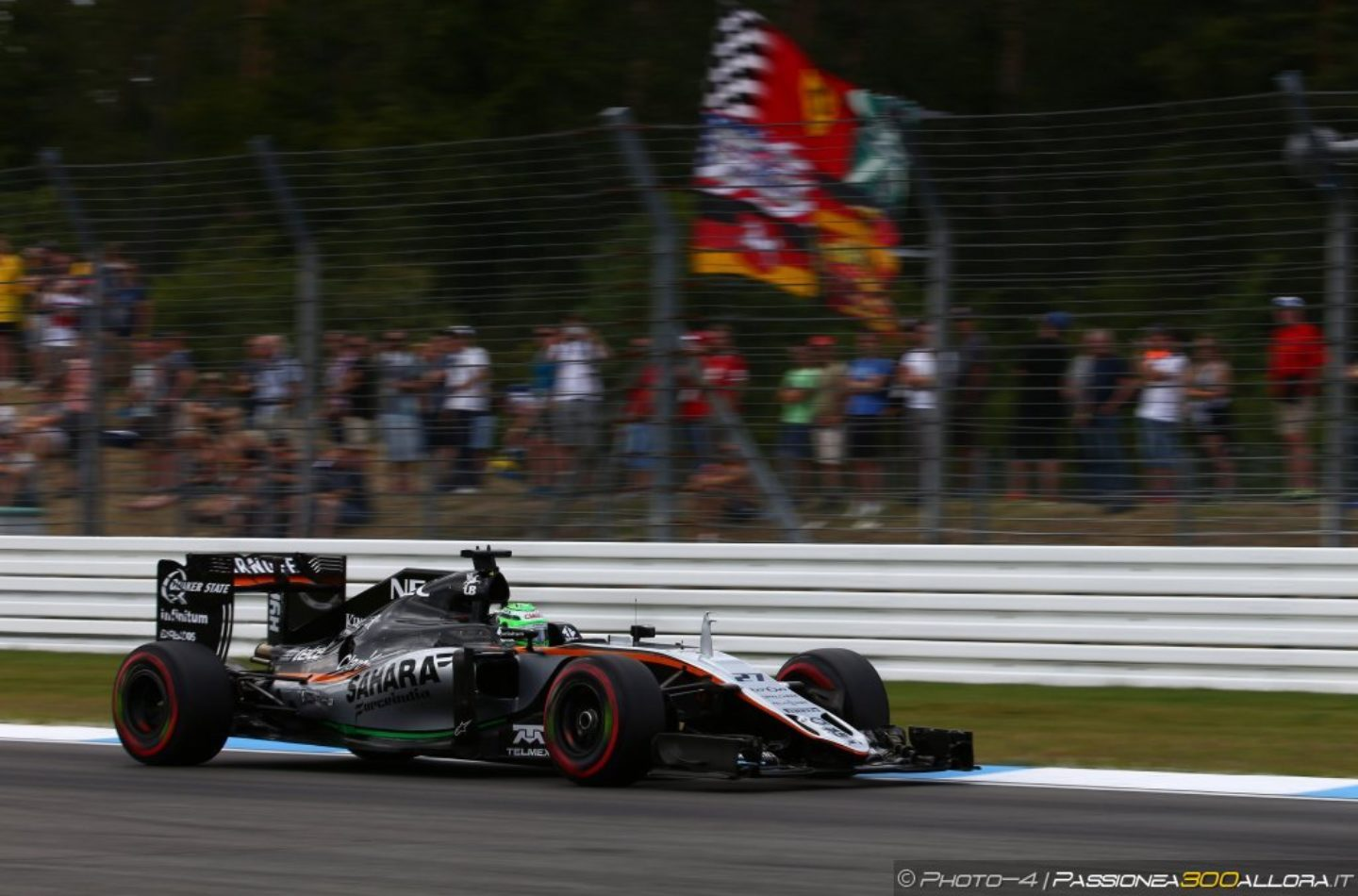 F1 | GP Germania, gara: la parola alla Force India