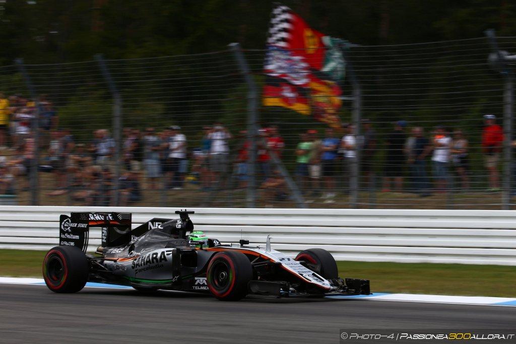 F1 | GP Germania, gara: la parola alla Force India