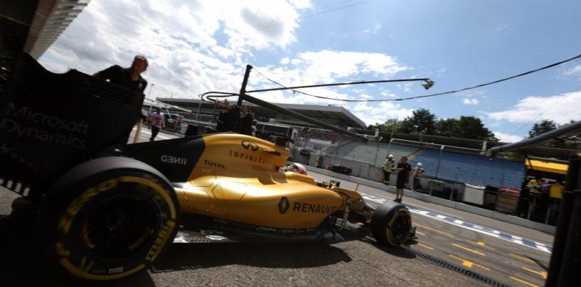 F1 | GP Germania, gara: la parola alla Renault