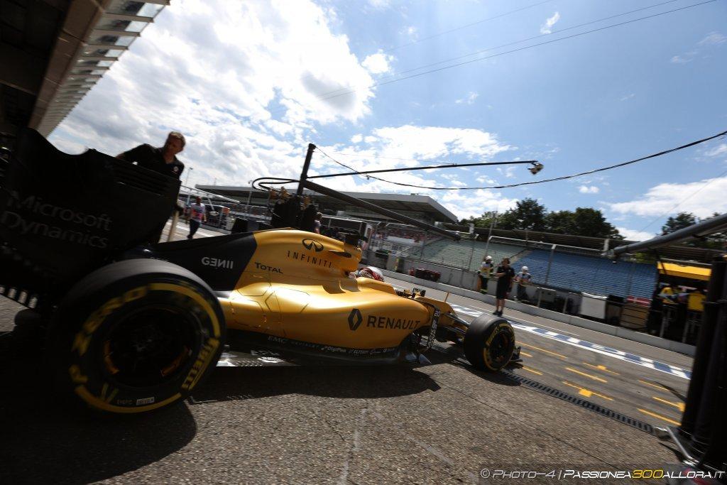 F1 | GP di Germania 2016: la griglia di partenza
