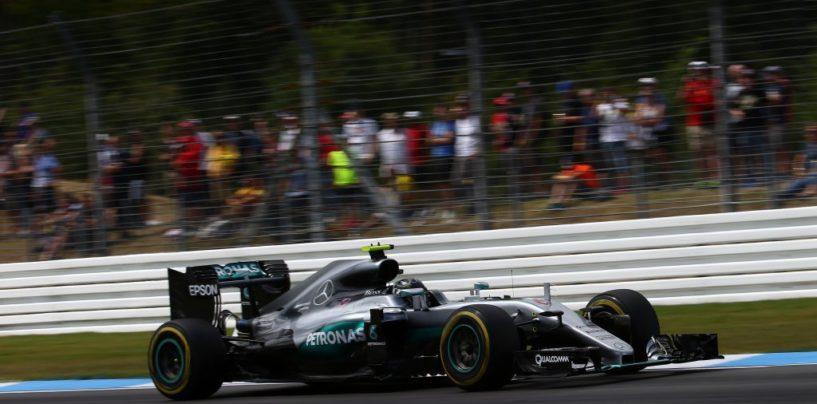 F1 | GP Germania, gara: la parola alla Mercedes