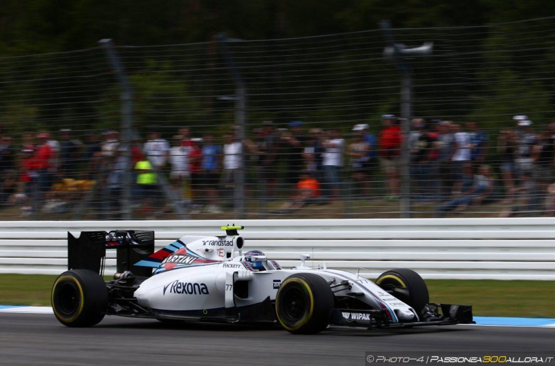 F1 | GP Germania, gara: la parola alla Williams
