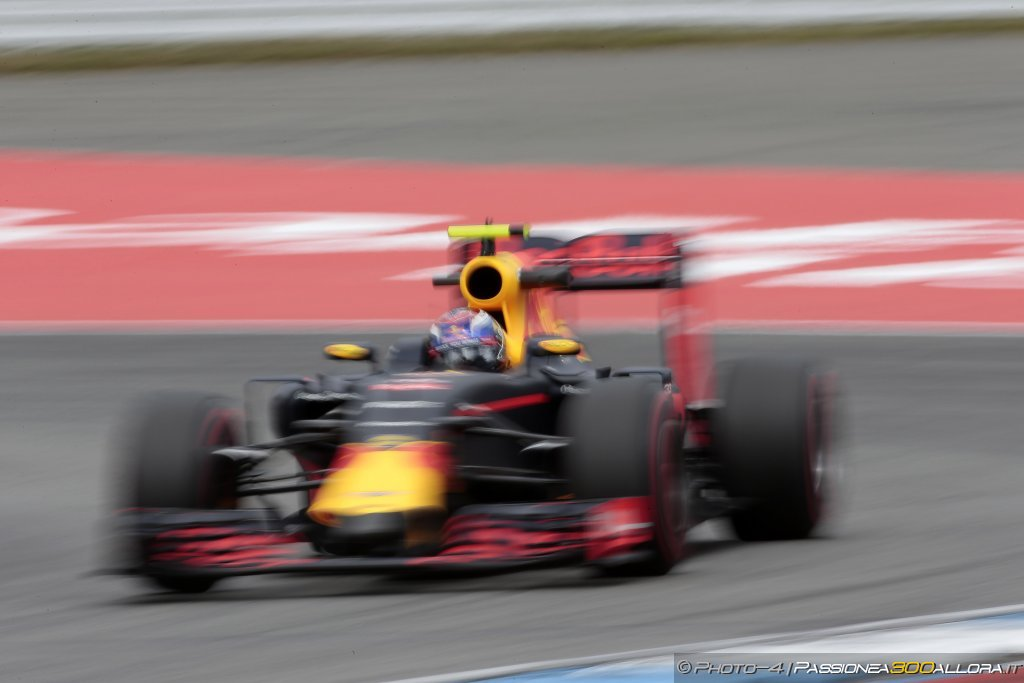 F1 | GP Germania, gara: la parola alla Red Bull