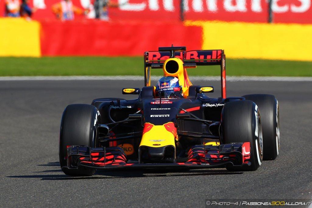F1   GP Belgio, qualifiche: la parola a Red Bull e Williams