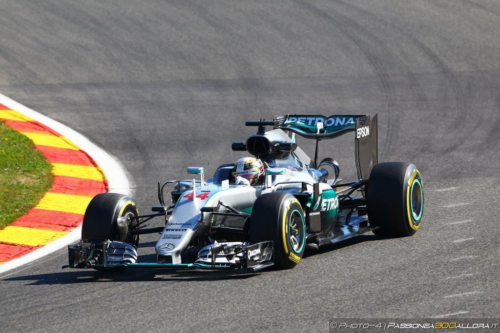 F1 | GP Belgio, gara: la parola alla Mercedes