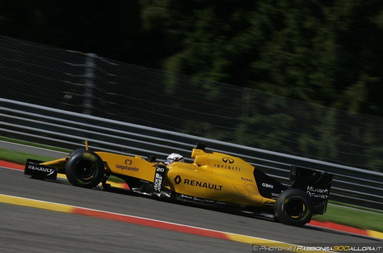 F1 | GP Belgio, gara: la parola alla Renault
