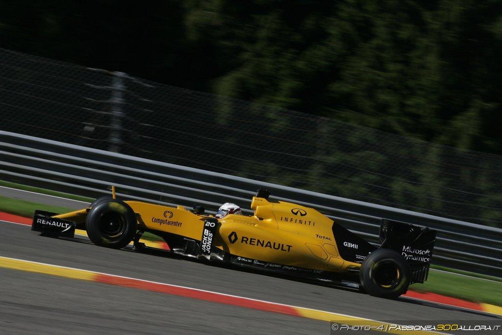 F1 | GP Belgio, libere: la parola a Renault, Toro Rosso e Haas