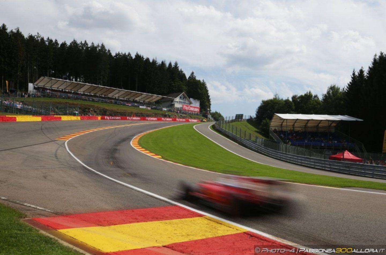 F1 | GP Belgio, gara: la parola alla Ferrari