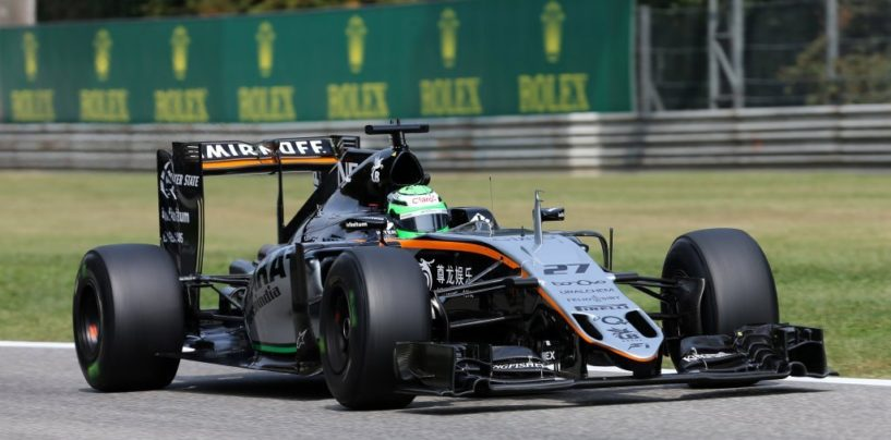 F1 | GP Italia, qualifiche: la parola a Force India e McLaren