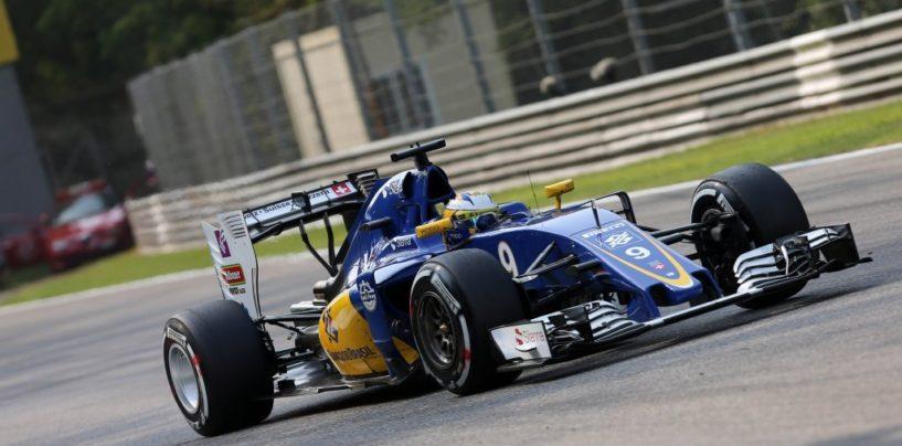 F1 | GP Italia, libere: la parola alla Sauber e alla Manor