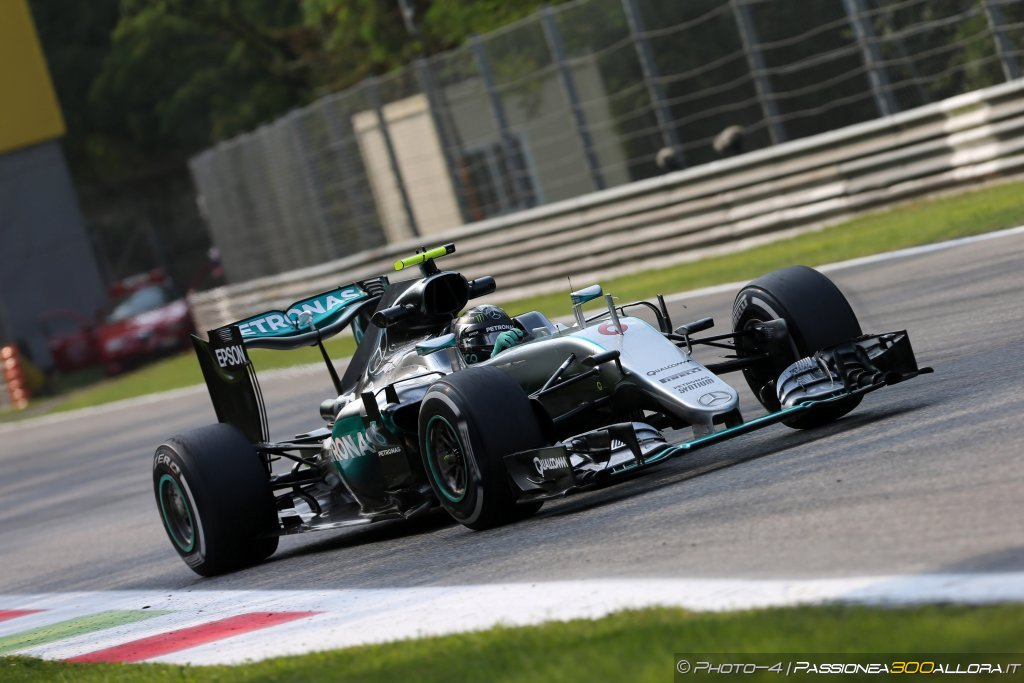 F1 | GP Italia, gara: la parola alla Mercedes